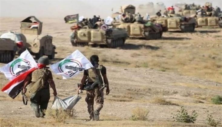 Haşd Şabi, IŞİD'in Saldırı Planlarını Engelledi