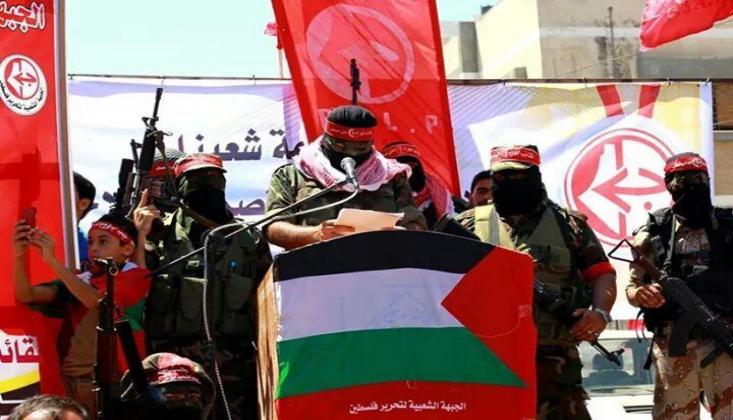 """""""İmam Hamanei Filistin İçin Özgürlük Haritasını Çizdi"""""""