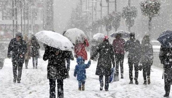 Kar ve Yağmur Birlikte Geliyor