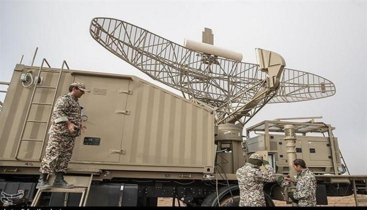 İslam Cumhuriyeti'nden Elektronik Savaş Tatbikatı