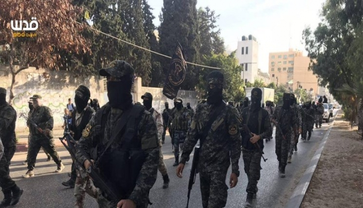 Gazze'deki  Kudüs Seriyyeleri Genel Seferberlik İlan Etti