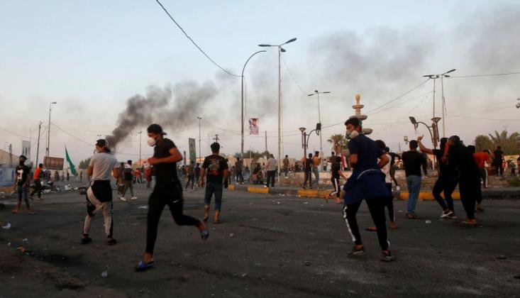 Irak Protestolarında Son 4 Günde Onlarca Kişi Hayatını Kaybetti
