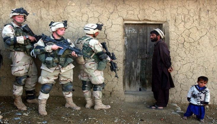 ABD Afganistan'da İşgalini Sürdürecek