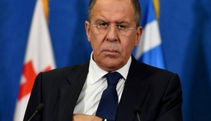 Lavrov'dan Afganistan Açıklaması