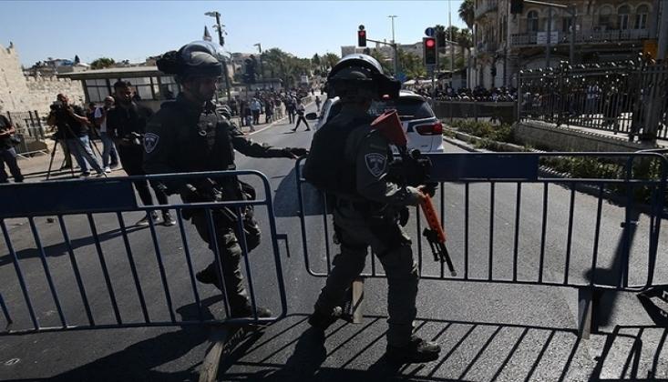 İşgal Güçleri Bir Filistinliyi Vurdu
