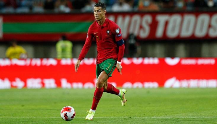 Ronaldo Rekor Kırdı Portekiz 2-1 Kazandı