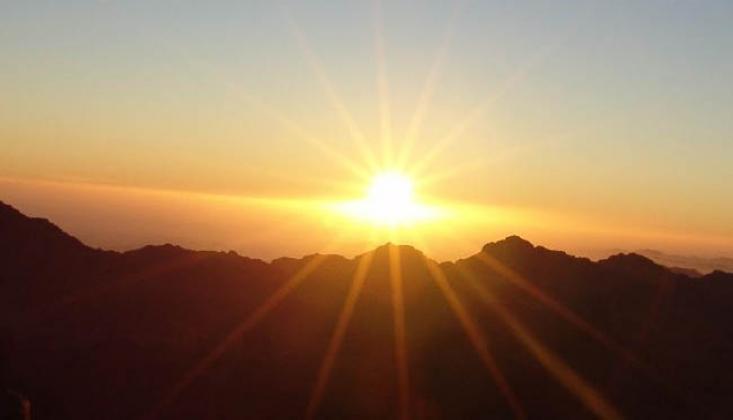Güneşin Doğuşu