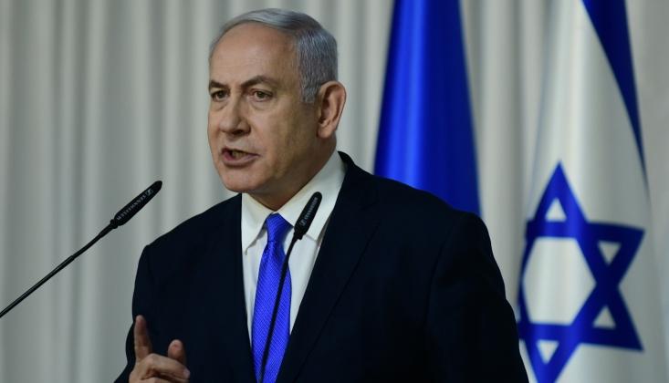Netanyahu'dan İran Karşıtı Küstah Açıklama
