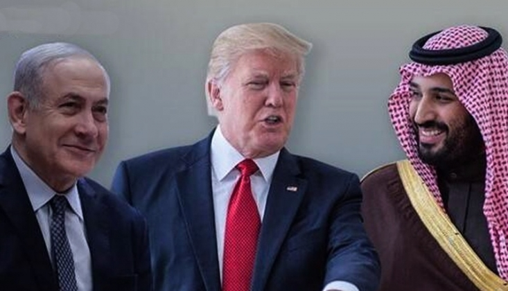 Trump, Netanyahu ve Bin Selman Üçlüsünün İran Karşıtı İddiaları ve Girişimlerinin Amaçları