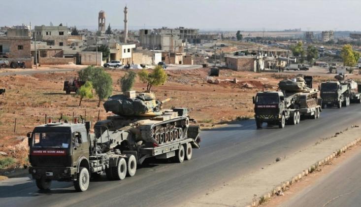 """""""Türkiye, Suriye Konusundaki Sorumluklarını Yerine Getirmiyor"""""""