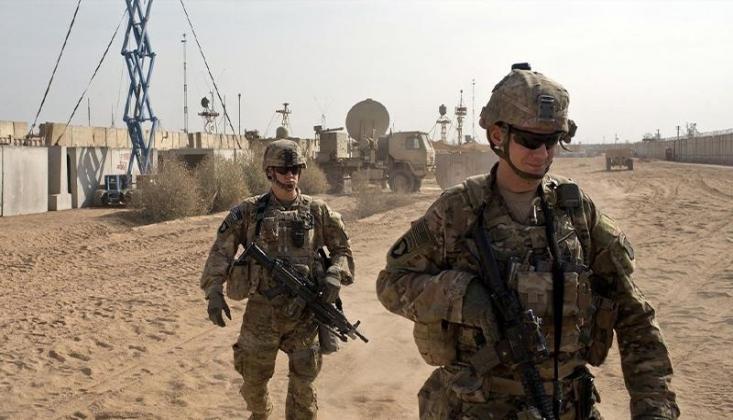 2 Bin 500 ABD Askeri Irak'tan Çekildi