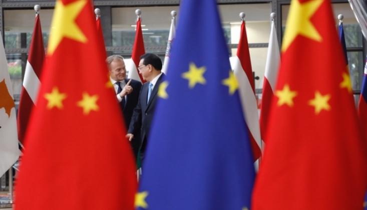 AB ve Çin'den Dengeleri Değiştirecek Adım