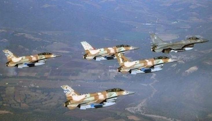 Arabistan Suriye Sınırında İsrail ile İşbirliği Yapıyor