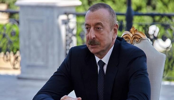 Aliyev: İran Bizim Dost ve Kardeş Ülkemizdir