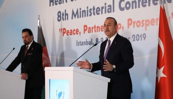 Çavuşoğlu: Afganistan'a Desteğimiz Sürecek