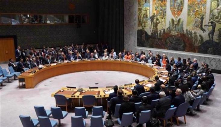 Rusya'nın Suriye kararını Veto Etmesi
