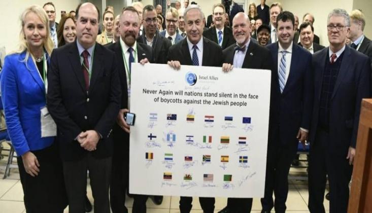 İsrail'in İlhak Planına Destek Veren 20 Ülke