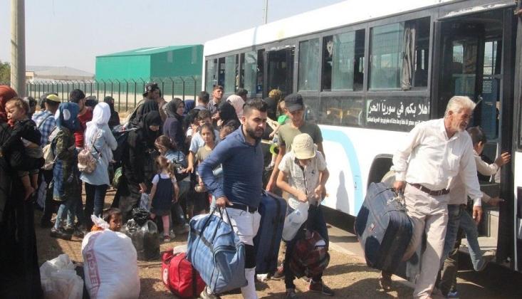 Suriyelilerin Yüzde 50'si Ülkelerine Dönmek İstemiyor
