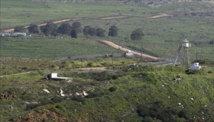 Siyonist Rejim Lübnan'a Saldırdı