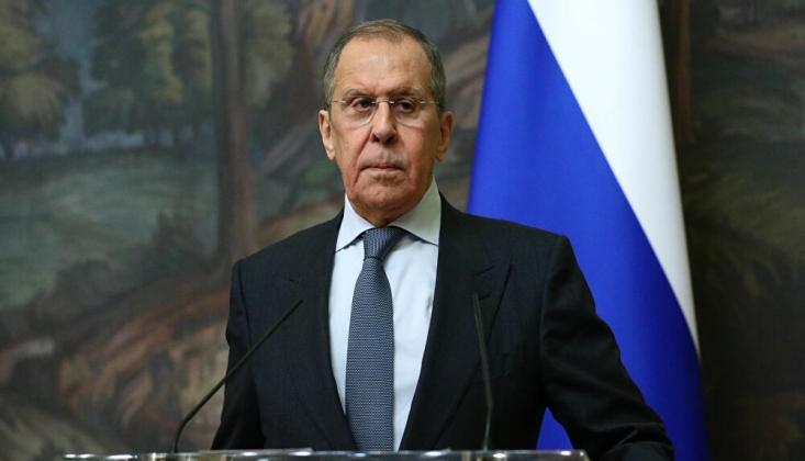 Lavrov: ABD İşgal Güçleri Suriye'yi Yağmalıyor