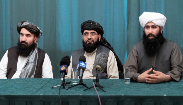 Almanya, Taliban'la Gizli Görüşme Yaptı
