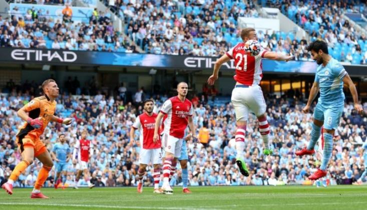 Manchester City, Arsenal'i Dağıttı!