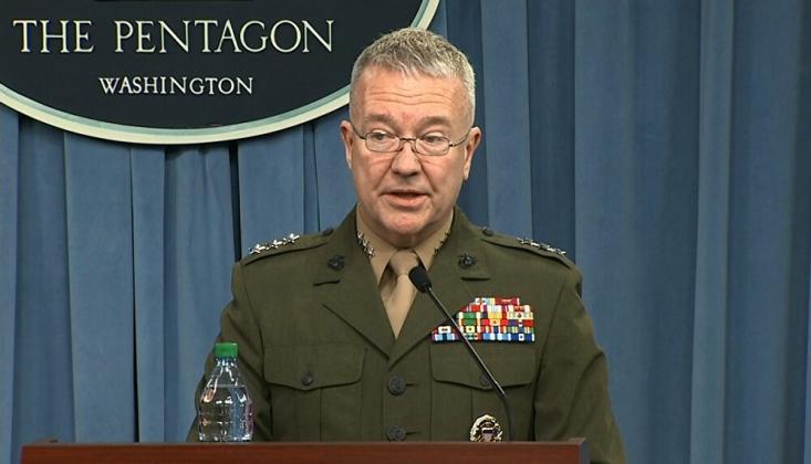 Pentagon'dan Taliban, İran ve Suriye Açıklaması