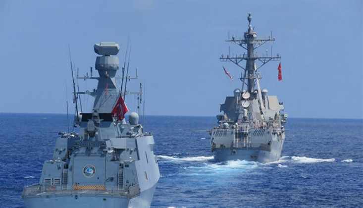 Doğu Akdeniz'de Türkiyesiz Çözüm Olmaz