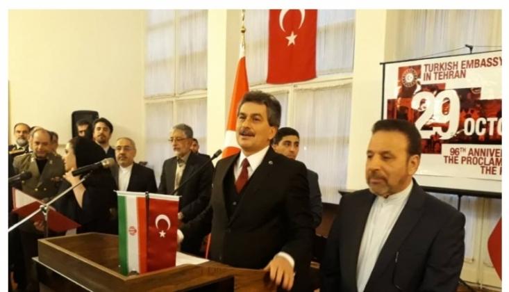 İran: Türkiye ile Stratejik İlişkilerimiz Yakınlaştı