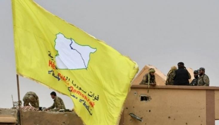 Suriye'de 10 IŞİD Teröristi Öldürüldü