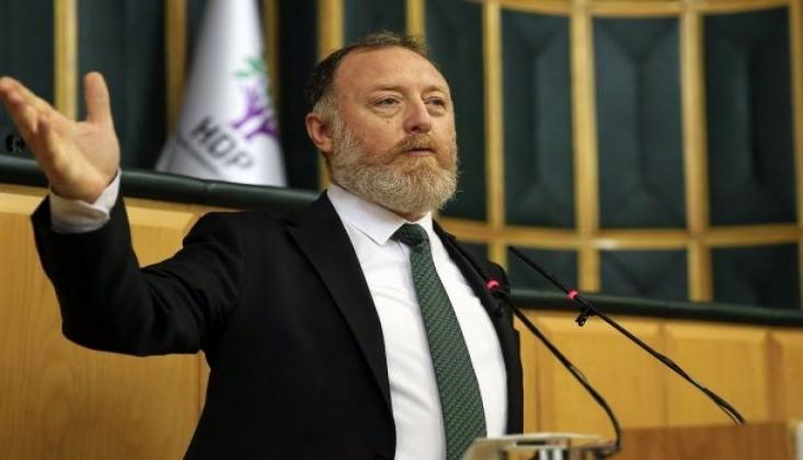 HDP'den AB ve BM'ye Çağrı