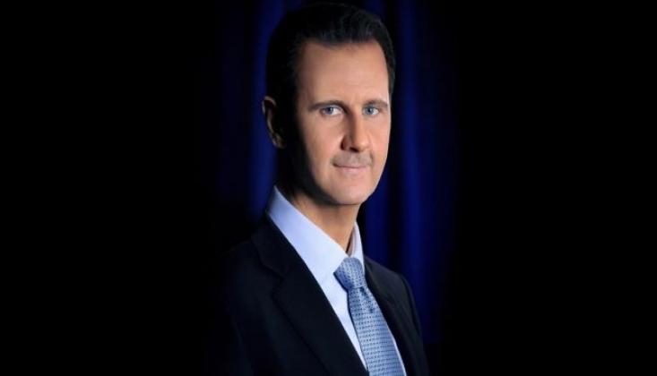 Esad, Suriye Ordusu Kuruluş Yıldönümünde Konuştu