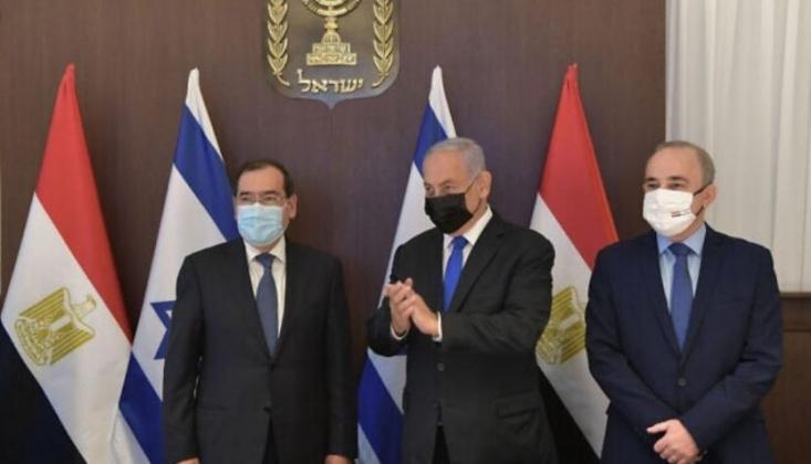 Mısır Petrol Bakanı'ndan İsrail'e Ziyaret
