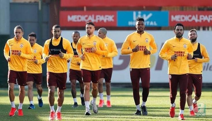 Galatasaray'da 6 İsim Veda Maçına Çıkacak!