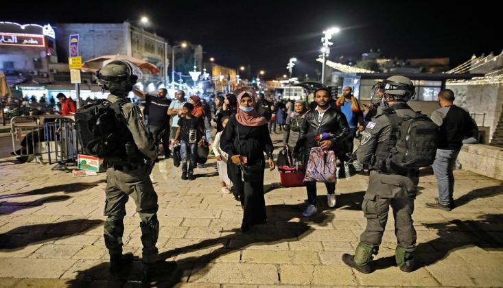 'Kudüs'e Milyonlarca Şehit Olarak Gideceğiz'