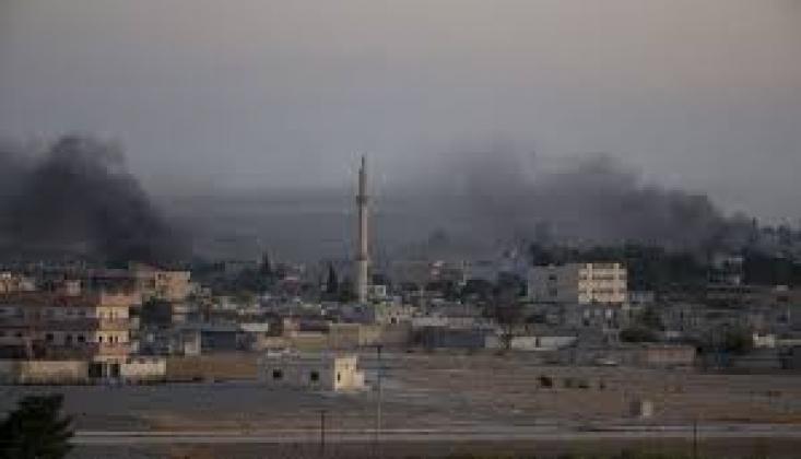 Tel Abyad İlçe Merkezi Kontrol Altına Alındı