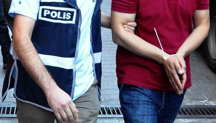 IŞİD'in İnfaz Timi Mensubu İzmir'de Yakalandı