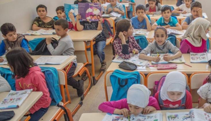 Suriyeli Öğrenciler İçin 'Uyum Sınıfları' Açıldı