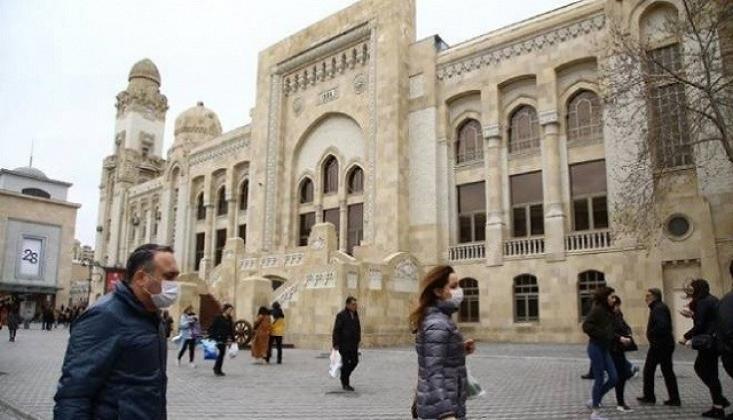 Azerbaycan'da Kovid-19 Vakaları Arttı