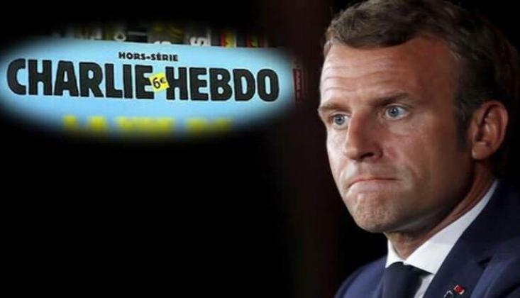 Macron'a İki Soru ve...