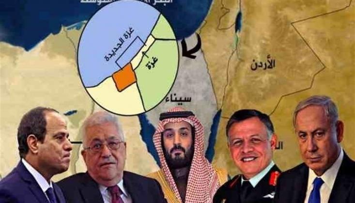 Mısır, Ürdün, Siyonist rejim, BAE ve Arabistan'dan, Gizli Toplatı