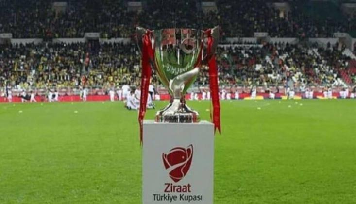 Ziraat Türkiye Kupası'nda 2020-2021 Sezonunun Maç Takvimi Açıklandı