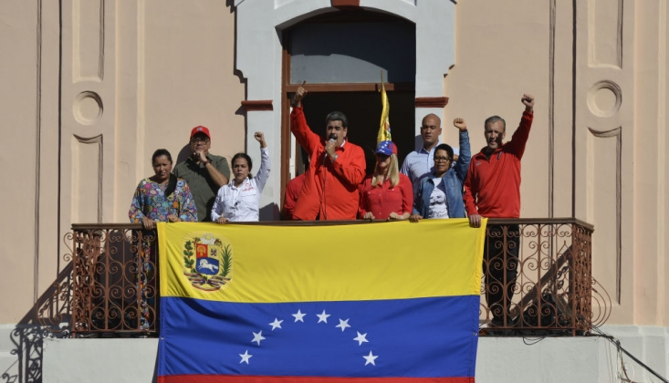 Maduro, BM'nin Venezüella Seçimlerine Gözlemci Göndermesini İstedi