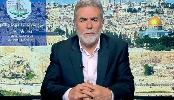 'Siyonistler Filistin'den Ayrılana Kadar Direniş Devam Edecek'