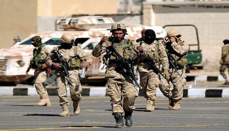 Suudilerin Taiz'e Sızma Çabaları Başarısız Oldu