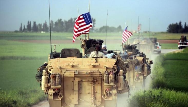 ABD Suriye'de 29. Hava Üssünü Kuruyor