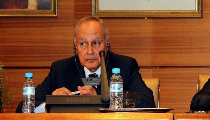 Arap Birliği Genel Sekreteri: Türkiye'nin Suriye'ye Müdahalesi Tehlikeli