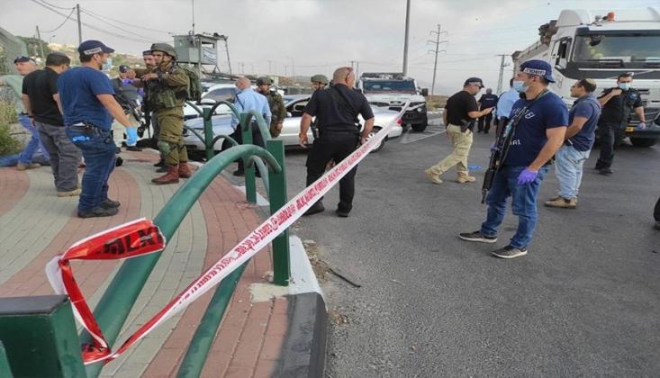Filistin'de İstişhad Eylemi