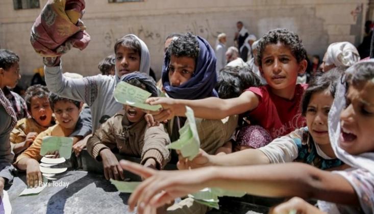 Yemen Halkının Yüzde 80'i İnsani Yardıma Muhtaç