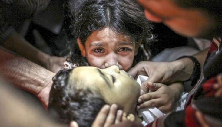 Filistinli Çocuklar Peşlerini Bırakmayan Kabuslarla Gömüldüler